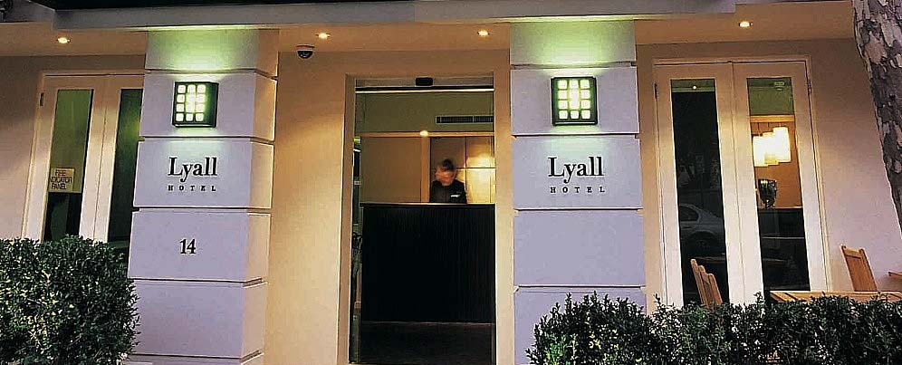 The Lyall Hotel