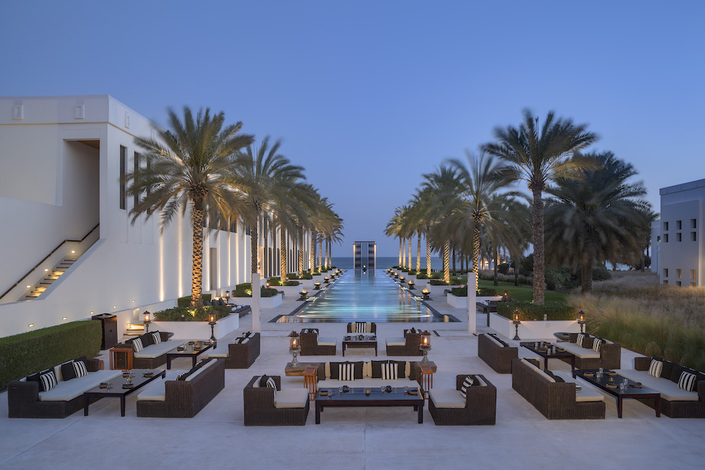 The Chedi Muscat, Muscat